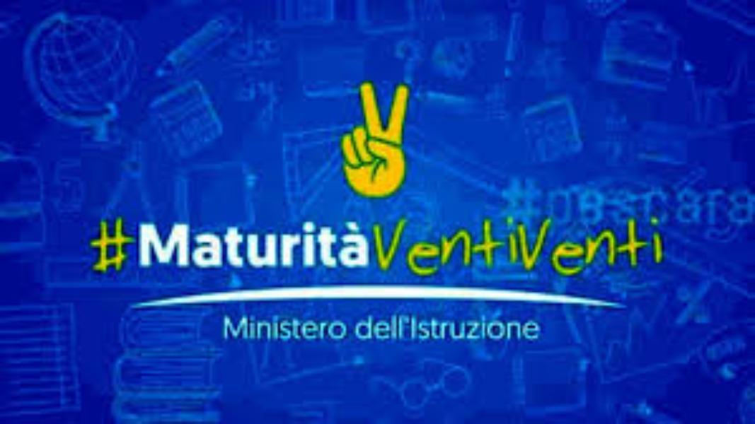 """MESSAGGIO DELLA DIRIGENTE AI """"MATURANDI"""""""